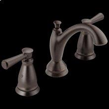Venetian Bronze Traditional Two Handle Widespread Bathroom Faucet