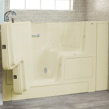 Value Series 32x52-inch Walk-in Tub  Outward Opening Door  American Standard - Linen