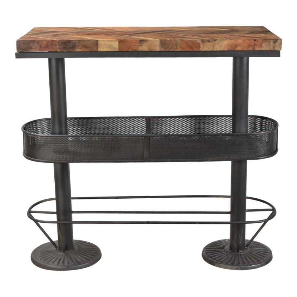Morrissey Bar Table