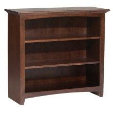 """CAF 36""""H x 36""""W McKenzie Alder Bookcase"""