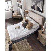12 Inch Chime Elite - White/Blue 2 Piece Mattress Set Product Image