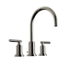 """Widespread Lavatory Set - 5 1/4"""" in Polished Chrome"""