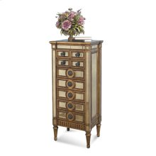 """""""tuscan Overtures"""" Drawer Chest"""