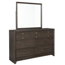 Brueban - Gray 2 Piece Bedroom Set