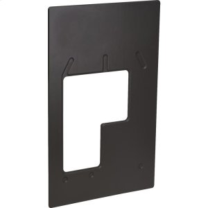 Accessory - Wall Bezel Black Product Image