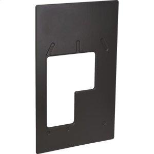Accessory - Wall Bezel Black Product Image