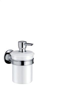Brushed Bronze Liquid soap dispenser Product Image