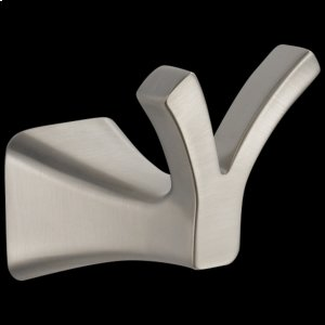 Stainless Double Robe Hook Product Image