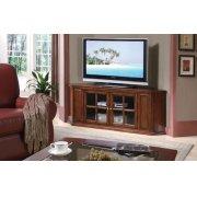 OAK CORNER TV STAND Product Image