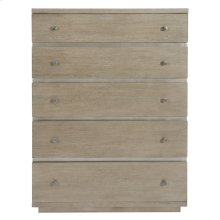 Mosaic Drawer Chest in Dark Taupe (373)