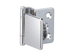 Half Overlay Glass Door Hinge Product Image