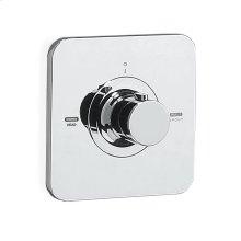 Kiwami® Renesse® Dual Volume Control Trim - Polished Chrome Finish