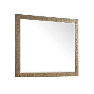 Urban Rustic Bedroom Mirror