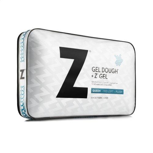 Gel Dough® + Z Gel Queen Mid Loft