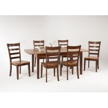 Deluxe Slatback Side Chair