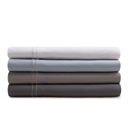 Supima® Cotton Sheets Queen Pillowcase White