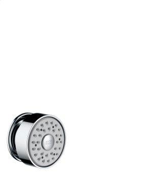 Chrome Body shower round 1jet Product Image