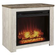 Fireplace Mantel w/FRPL Insert Product Image