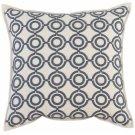 "Luxe Pillows Circular Links (22"" x 22"") Product Image"
