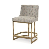 Copenhagen Brass Counter Stool Product Image
