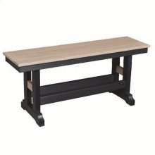 """44"""" Dining Bench (Counter Height)"""