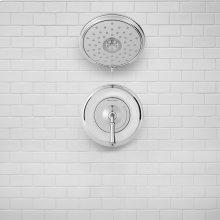 Delancey Shower Trim Kit - Water-Saving Shower Head  American Standard - Polished Chrome