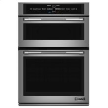 "Pro-Style® 30"" Microwave/Wall Oven with V2 Vertical Dual-Fan Convection System Pro Style Stainless"