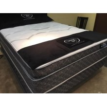 Queen Heavenly Luxury Super Box Pillow Top Mattress
