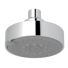 "Polished Chrome 4"" Ecomodern 5-Function Showerhead"