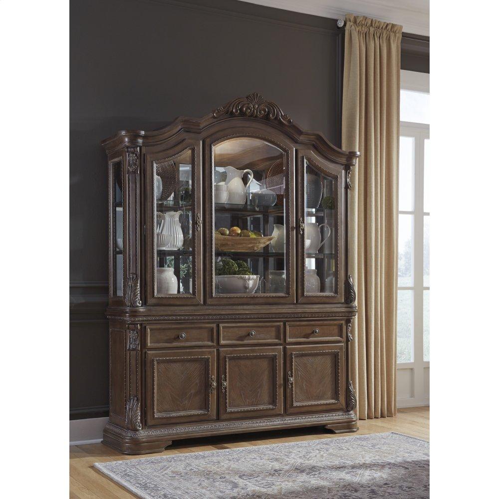 Charmond - Brown 2 Piece Dining Room Set