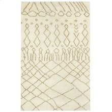 Kasbah-Marrakesh Cream Hand Knotted Rugs