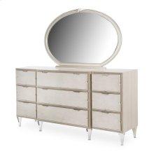 Dresser & Mirror (2 Pc)