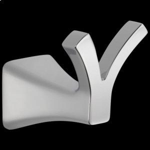Chrome Double Robe Hook Product Image