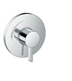 Chrome Pressure Balance Trim Product Image