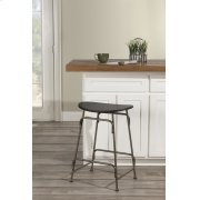 Mitchell Non-swivel Backless Counter Height Stool Product Image