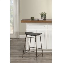 Mitchell Non-swivel Backless Counter Height Stool