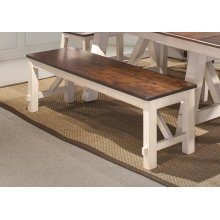 Winslow Farmhouse Dining Bench