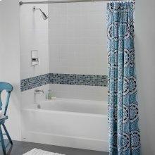 Princeton 60x30 inch Integral Apron Bathtub - Left Hand Outlet  American Standard - White