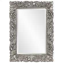 Barcelona Mirror - Glossy Nickel