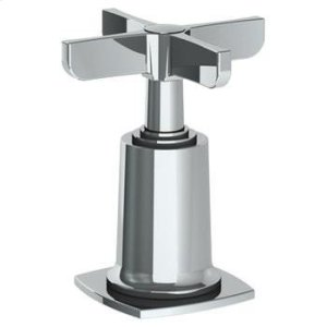Trim for Deck Mounted Valve. No Engraving Product Image