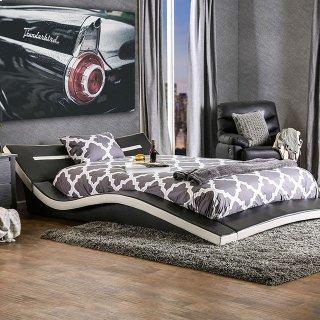 Queen-Size Zelina Bed