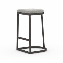 Bar Stool Size Faye Ash Cover Val Outdoor Bar + Counter Stool, Washed Brown