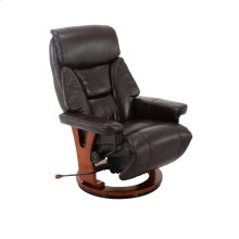 Bismark Recliner in Angus Air Leather