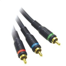 12ft Velocity[TM] RCA Component Video Cable
