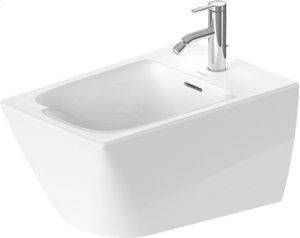 White Viu Bidet Wall-mounted Product Image