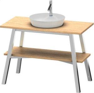 Vanity Unit Floorstanding, European Oak (solid Wood) Product Image