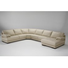 Natuzzi Editions B504 Sectional