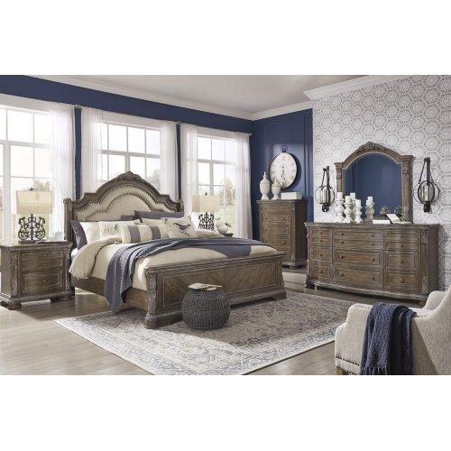 Charmond - Brown 2 Piece Bedroom Set