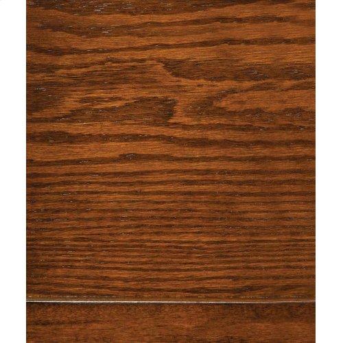 Traditional Medium Brown Bench