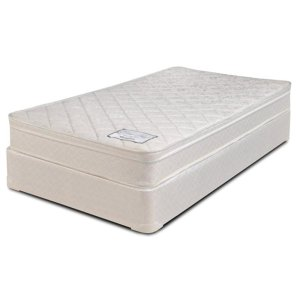 """Ideal Collection - Fairfax - Pure - 8"""" Box Top - Queen"""